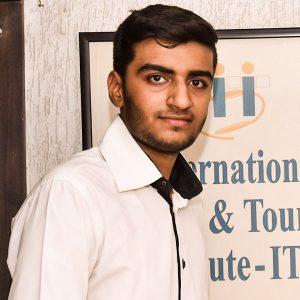 Shreyans Vanigotta - All India Topper, March, 2016