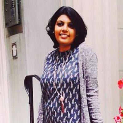 Aanal Shah - All India Topper, September, 2016