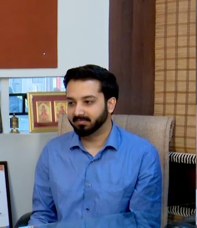 Aseem Nanwani - All India Topper, September , 2018
