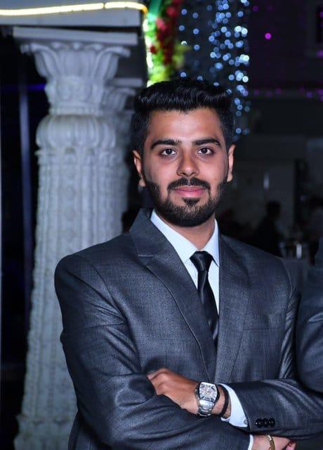 Ashish Sewani - All India Topper, December , 2019