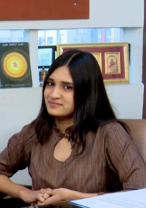 Apeksha Shah - All India Topper, December , 2018